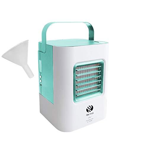 Pull Distressed C/c Rustic (Dergo ☀Air Conditioner USB Portable Air Conditioner Humidifier Air Cooler Upgraded Mute (C))