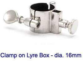 Brass-Fix Uk Clamp On Lyre Box For Tenor Horn Or Baritone