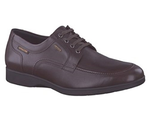 Mephisto Men's Santo GORE-TEX Oxford,Dark Brown Elcho,US 9 M ()