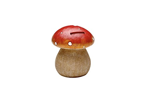 Princess Magical Garden Bedding - The Irish Fairy Door Company - Mushroom Money Bank