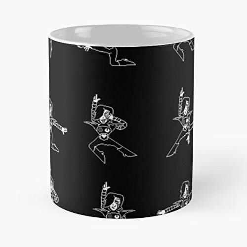 Undertale Mettaton Toby Fox Gift Coffee/tea Ceramic Mug Father Day