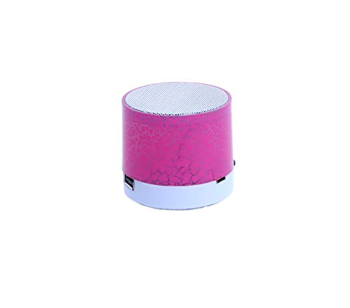 Alpino Bajja S10 Bluetooth Speaker  Pink