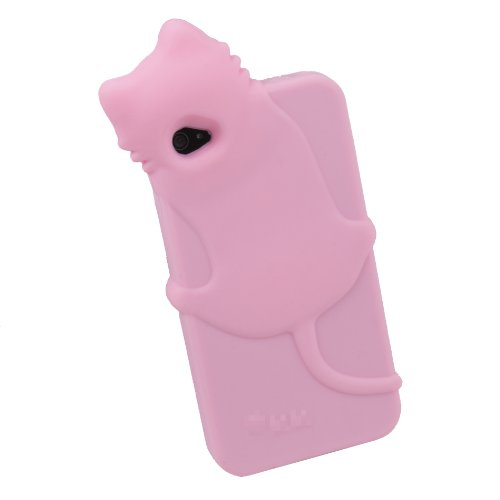 New Luxury Cute 3D Kiki Cat For iPhone 4 4S 4G silicone Cover Case PINK New Luxury Cute 3D Kiki Cat For iPhone 4 4S 4G silicone Cover Case White New Luxury Cute 3D Kiki Cat For iPhone 4 4S 4G silicone Cover Case ?