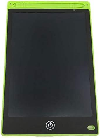 LKJASDHL ライティングボード8.5インチの高輝度カラースクリーン液晶タブレット電子液晶子供の描画ボードオフィスカラーライティングボード (色 : White)