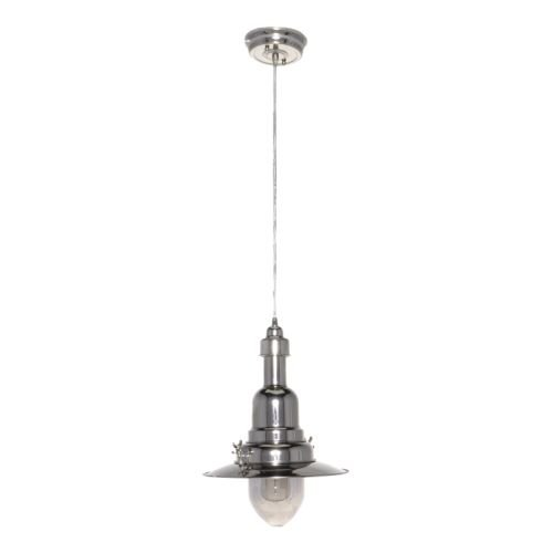 Maxim 25113CLBZ Hi-Bay 1-Light Pendant, Bronze Finish, Clear Glass, MB Incandescent Bulb , 100W Max., Damp Safety Rating, 2700K Color Temp, Standard Dimmable, Glass Shade Material, 3450 Rated Lumens by Maxim Lighting (Image #3)