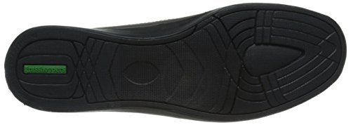 Grasshoppers Damen Windham Slip-On Flat Zinn