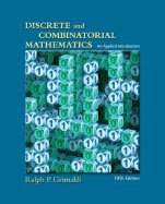 Discrete and Combinatorial Mathematics -Student Solutions Manual 5TH EDITION