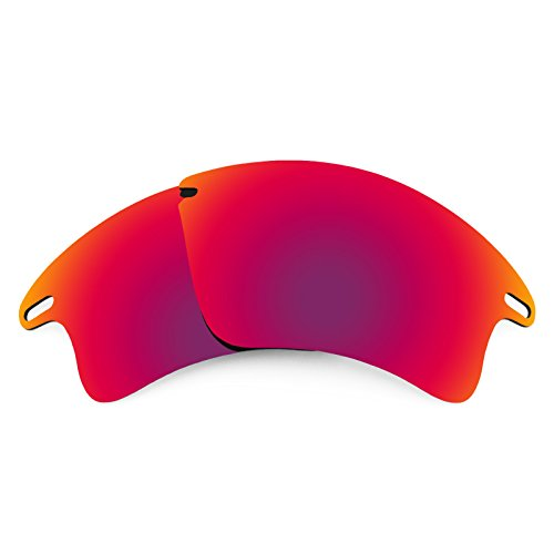 Revant Lenses for Oakley Fast Jacket XL Polarized Midnight Sun (Fast Jacket Positive Red compare prices)