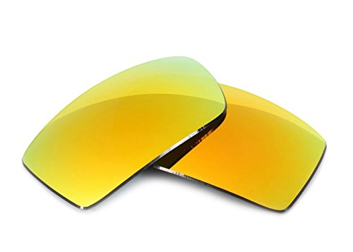FUSE Lenses for Oakley Crankshaft Cascade Mirror Tint - Crankshaft Oakley Lenses Replacement