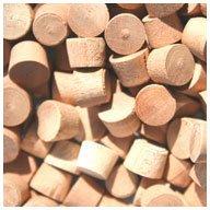 Cherry Wood Plugs End - WIDGETCO 5/16