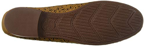 Palm Driver Made Tan Brazil Beach Leather Loafer in USA Club Womens fq0TwfR
