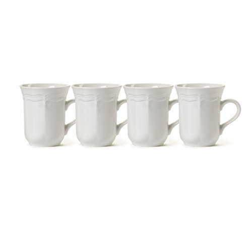 Mikasa French Countryside Mug, Set of 4