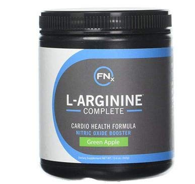 Fenix Nutrition L-Arginine Complete, Green Apple - 5000mg L Arginine Capsules reduces the risk of heart disease, Nitric Oxide Booster, Natural Supplement, Increases Energy and Endurance. by Fenix Nutrition