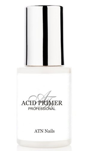 ATNails Nail Primer -Bonder 15 Ml / 0,5 Oz Uv Gel & Acrylic Nails