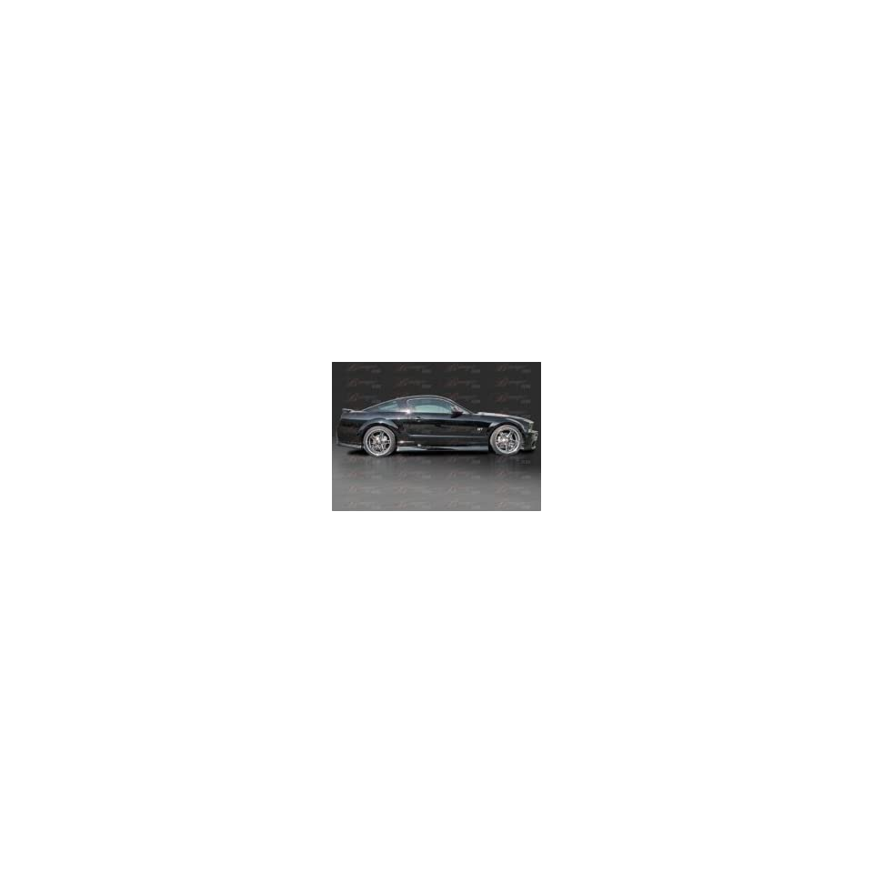 AIT Racing 05 09 Ford Mustang Stallion Side Skirts (Pair)