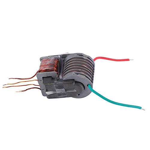 15KV高周波電圧インバーターパルスジェネレーター中学校科学実験、電子機器、負イオンジェネレーター用のスーパーアーク点火コイルモジュール