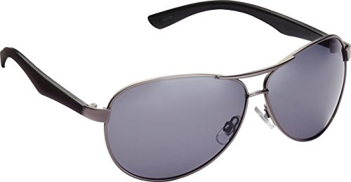 Fisherman Eyewear Siesta Sunglasses, Shiny Gunmetal - Fisherman Sunglasses Eyewear