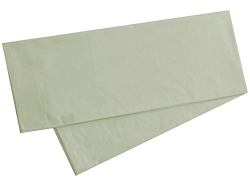 American Pillowcase Body Pillowcase, 100% Cotton, 300 Thread Count, 21x60 Pillow Cover, Many Colors - fits 20 x 54 and 20 x 52 (Sage, Body 21x60, 20x54, 20 x 54)