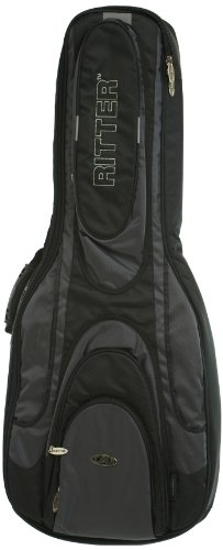 Ritter Revolution STYLE3-9-C/BGB Classical 4/4 Acoustic Guitar Gig Bag (700 Series Guitar System)