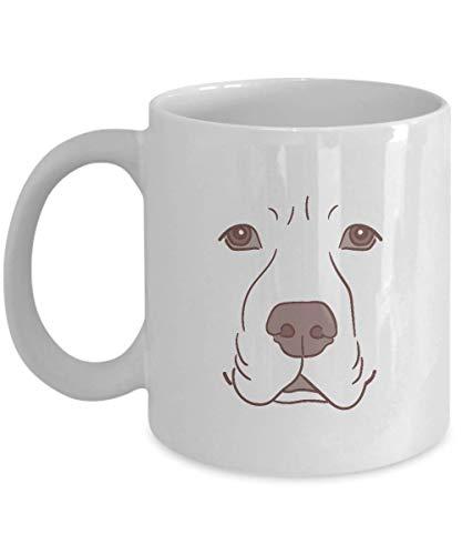 Labrador Face Funny Dog Halloween Costume Beautiful Cute Mug Gift]()