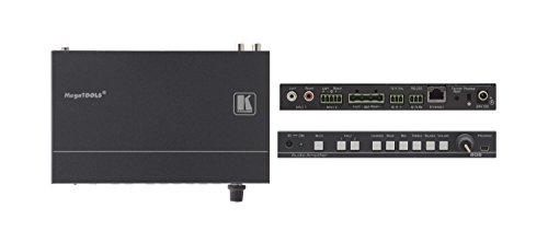 Kramer 908 | 40W Stereo Audio Amplifier Switcher