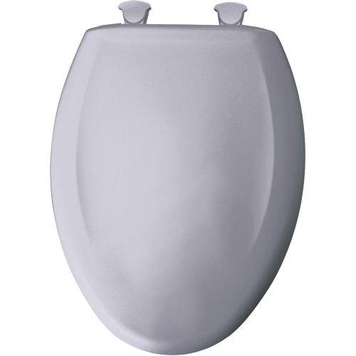 (Bemis 1200SLOWT 319 Lift-Off Plastic Elongated Slow-Close Toilet Seat, Lilac)