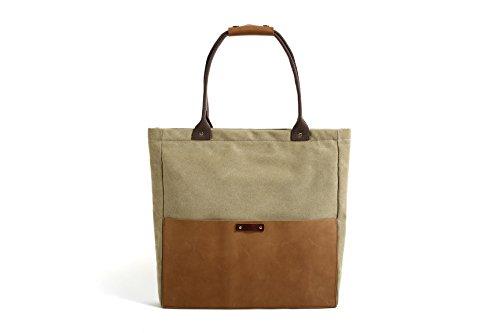 Green Shopper Bags - 1