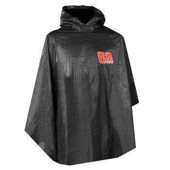 Totes Dale Earnhardt Jr #88 Adult Rain Poncho NASCAR Black