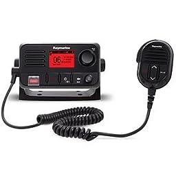 Flir Maritime Ray 52 Compact VHF Radio With GPS, Black, 7.6in,