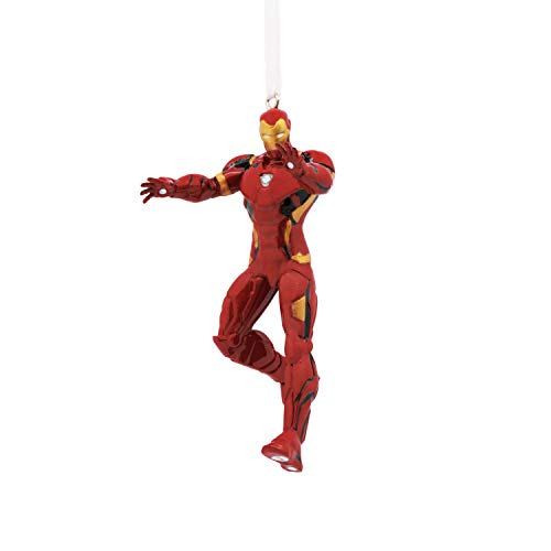 Hallmark Christmas Ornaments, Marvel Avengers Iron Man Ornament -