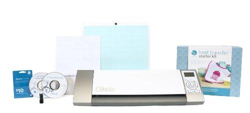 Silhouette Cameo Heat Transfer Starter Kit Bundle (Ez Press)