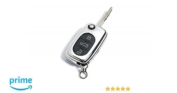Key Cover Funda Para Llaves mando a distancia FFB cromo