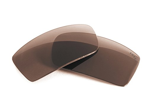 FUSE+ Polarized Brown Lenses for Oakley Plaintiff Squared