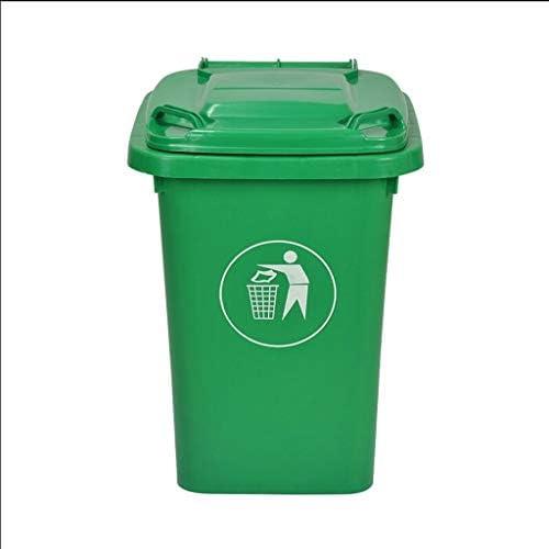 ゴミ袋 ゴミ箱用アクセサリ ふたの大きい容量と産業屋外のゴミ箱ゴミ箱ゴミ箱 キッチンゴミ箱 (サイズ : 100L)