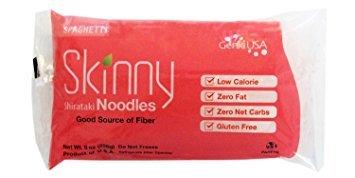 Skinny Noodles Shirataki Spaghetti, 8 Oz. (12-pack)