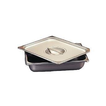 Amazon.com: Polar Ware 952 Bandeja de catéter de acero ...