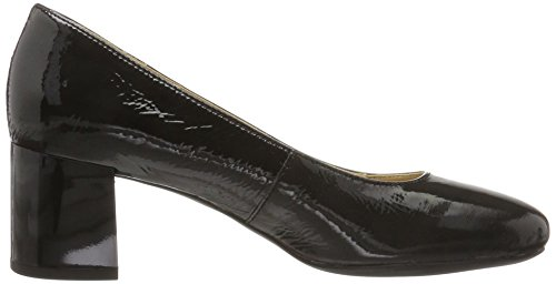 black Donna Audalies A Scarpe Mid D Tacco Con Nero Geox aqwzS6z