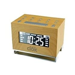 GPX TCR340 Intelli-Set Clock with Digital Tune AM-FM Radio