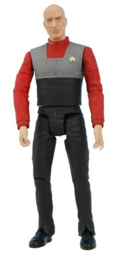 (Star Trek: The Next Generation Captain Jean-Luc Picard (First Contact) Action Figure)