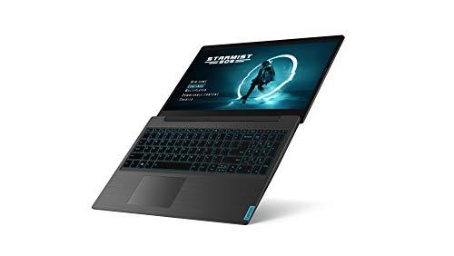 "Lenovo IdeaPad L340 17.3"" Gaming Laptop, Intel core i7-9750H, 8GB RAM,512GB M.2 NVMe QLC SSD, NVIDIA GeForce GTX 1650 4GB GDDR5,6.5 Hours Battery Life 3"