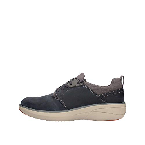 Lo Un Blu Sneaker Rice Clarks Uomo WU1qwF77