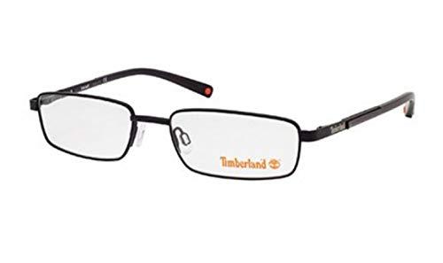 TIMBERLAND Eyeglasses TB 1031 0BR Black 52MM (Eyeglasses Timberland Women)