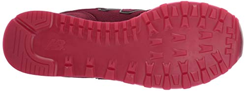New Balance Men's 515 V1 Sneaker, Garnet/Neo Crimson, 17 XW US