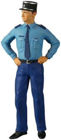 Flic französischer Polizist Figurenmanufaktur 180004 Figur 1:18