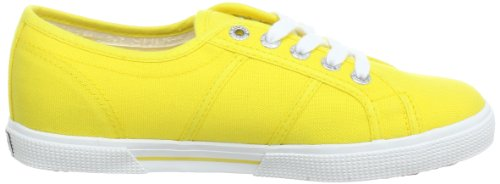 Superga 2950 Cotu - Zapatillas de lona, Unisex Amarillo (Sunflower 176)