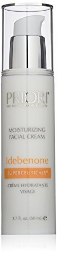 Priori Idebenone Complex Superceuticals Moisturizing Facial Cream, 1.7 Ounce by ()