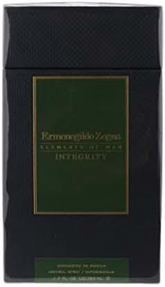 Ermenegildo Zegna Elements Of Man Integrity Concentre De Parfum 1.7oz New In Box