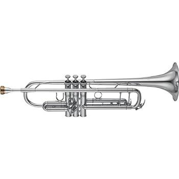 Yamaha YTR-8335 Xeno Series Bb Trumpet Silver Gold Brass Bell (Silver Gold Brass Bell)