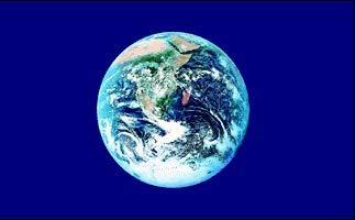 New 3x5 Earth Day Flag Environmental Planet GLOBE WORLD