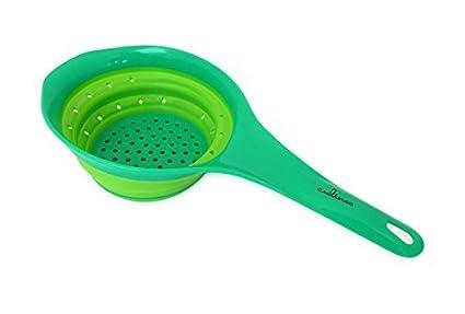 Compra Culina® colador de silicona plegable - 30.5 X 12.5 cm en ... 28adb9d4745b